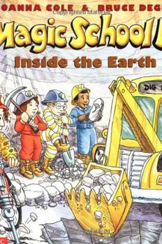 The Magic School Bus Inside the Earth book cover