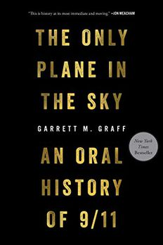 The Only Plane in the Sky book cover