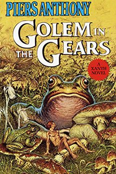 Golem in the Gears book cover