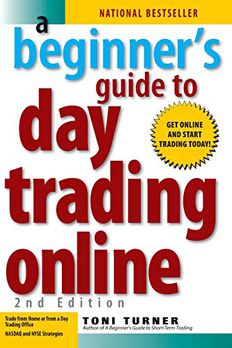A Beginner's Guide to Day Trading Online book cover
