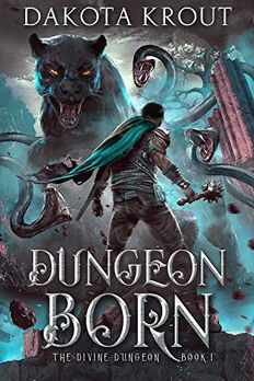 Dungeon Born book cover