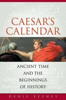 Cæsar's Calendar book cover