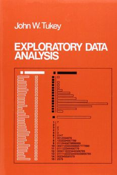 Exploratory Data Analysis book cover