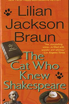 The Cat Who Knew Shakespeare book cover