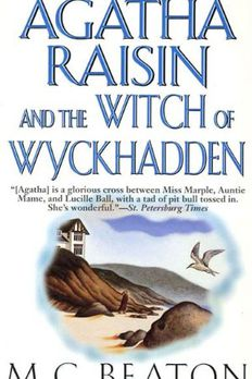 Agatha Raisin and the Witch of Wyckhadden book cover