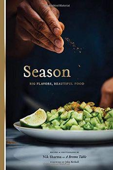 Season book cover