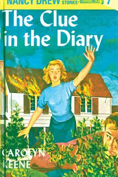 The Clue in the Diary book cover
