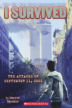 I Survived the Attacks of September 11th, 2001 book cover