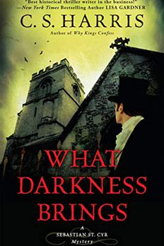 What Darkness Brings book cover