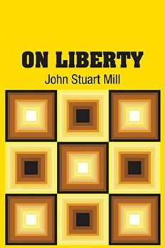 On Liberty book cover