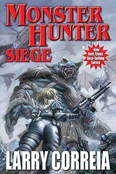 Monster Hunter Siege book cover