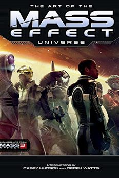 The Art of the Mass Effect Universe book cover