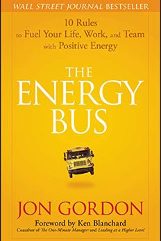 The Energy Bus book cover