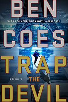 Trap the Devil book cover