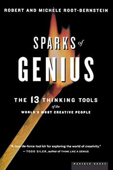 Sparks of Genius book cover