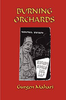 Burning Orchards book cover