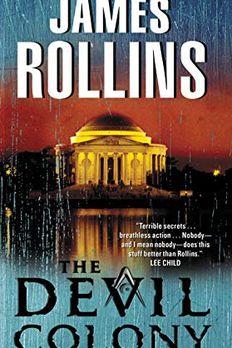 The Devil Colony book cover