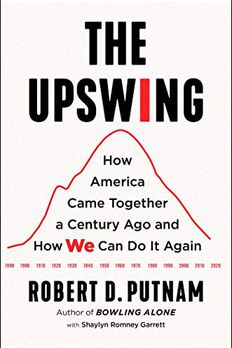 The Upswing book cover