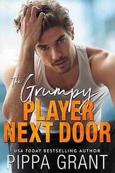 The Grumpy Player Next Door book cover