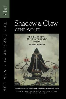 Shadow & Claw book cover