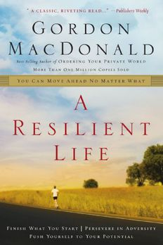 A Resilient Life book cover