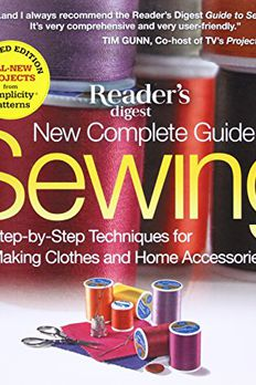 New Complete Guide to Sewing book cover