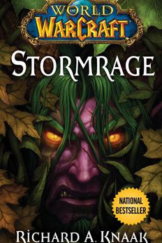 Stormrage book cover