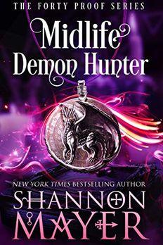 Midlife Demon Hunter book cover