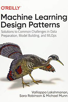 Machine Learning Design Patterns book cover