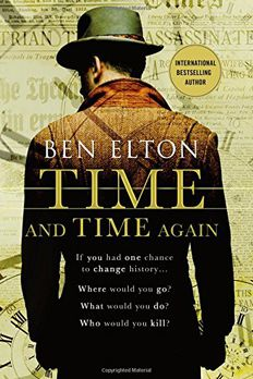 Time and Time Again book cover
