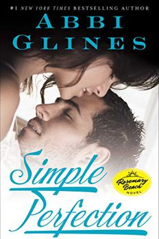 Simple Perfection book cover