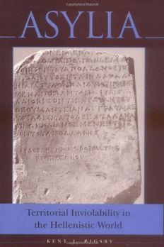 Asylia book cover