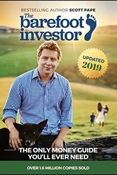 The Barefoot Investor book cover