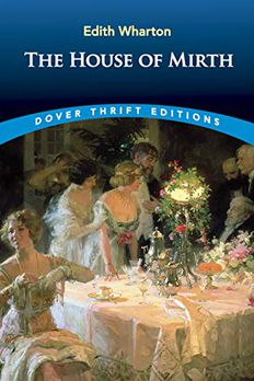 The House of Mirth book cover
