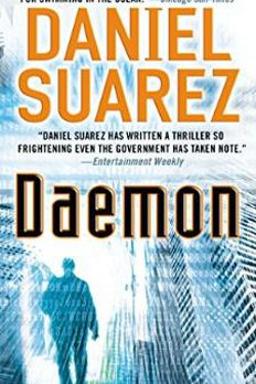 Daemon book cover