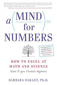 A Mind for Numbers book cover