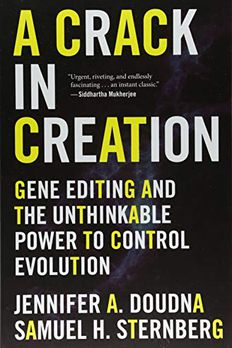 A Crack in Creation book cover