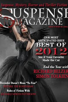 Suspense Magazine December 2012 book cover