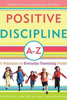 Positive Discipline A-Z book cover