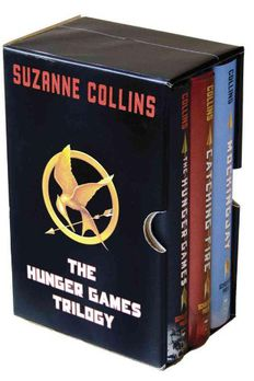 The Hunger Games Trilogy Boxed Set book cover