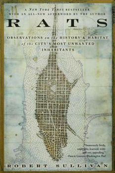 Rats book cover