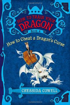 How to Cheat a Dragon's Curse book cover