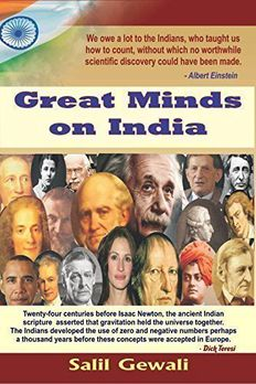 Great Minds on INDIA book cover