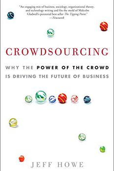 Crowdsourcing book cover