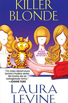 Killer Blonde book cover