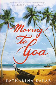 Moving to Goa book cover