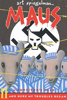Maus II book cover