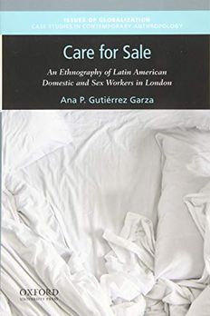 Care for Sale book cover