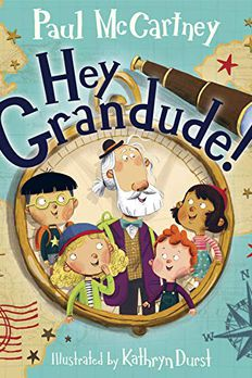 Hey Grandude! book cover