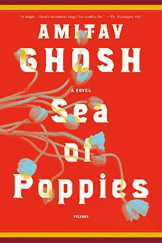 Sea of Poppies book cover